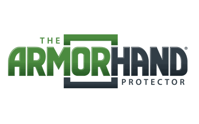 The ArmorHand logo